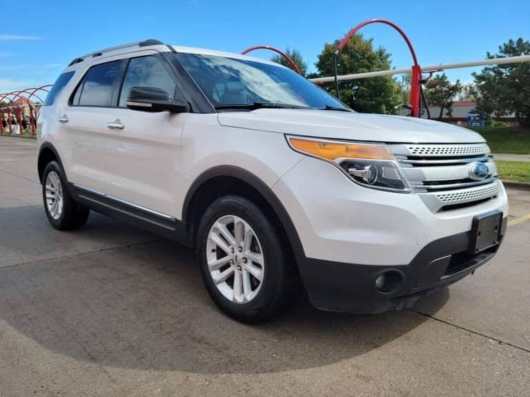 2015 Ford Explorer for sale at QUAD CITIES AUTO SALES in Milan IL