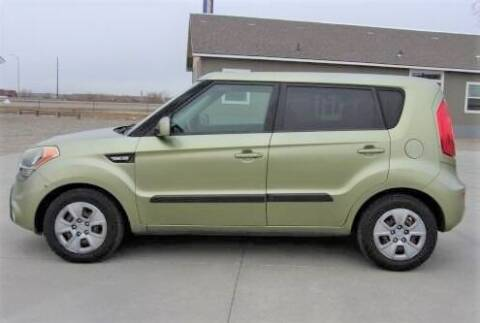 2012 Kia Soul for sale at Central City Auto West in Lewistown MT