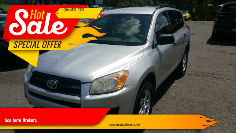 2011 Toyota RAV4 for sale at Ace Auto Brokers in Charlotte NC