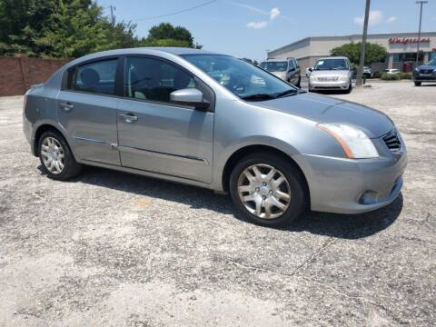 2011 Nissan Sentra for sale at Ron's Used Cars in Sumter SC