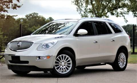 2009 Buick Enclave for sale at Texas Auto Corporation in Houston TX