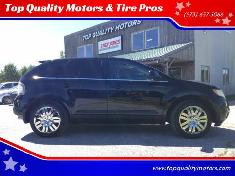 2008 Ford Edge for sale at Top Quality Motors & Tire Pros in Ashland MO