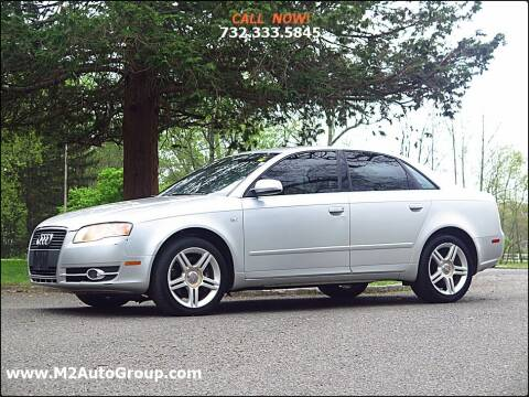 2006 Audi A4 for sale at M2 Auto Group Llc. EAST BRUNSWICK in East Brunswick NJ