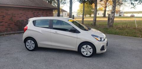 2017 Chevrolet Spark for sale at Elite Auto Sales in Herrin IL