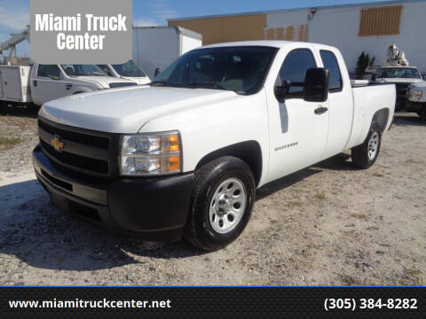 2012 Chevrolet Silverado 1500 for sale at Miami Truck Center in Hialeah FL