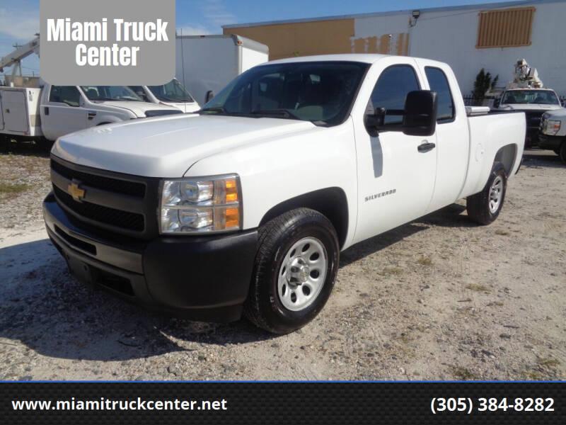 2012 Chevrolet Silverado 1500 for sale at Miami Truck Center in Hialeah FL