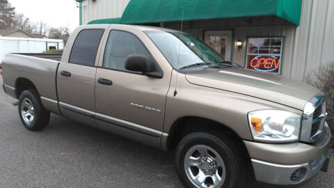 2007 Dodge Ram Pickup 1500 for sale at Haigler Motors Inc in Tyler TX
