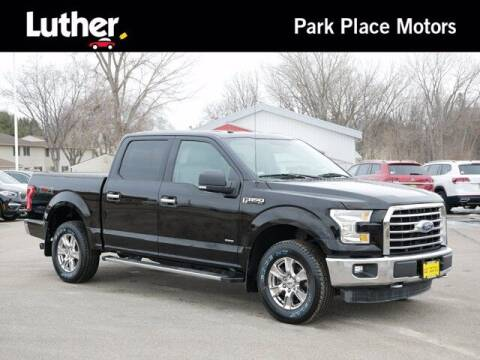 2016 Ford F-150 for sale at Park Place Motor Cars in Rochester MN