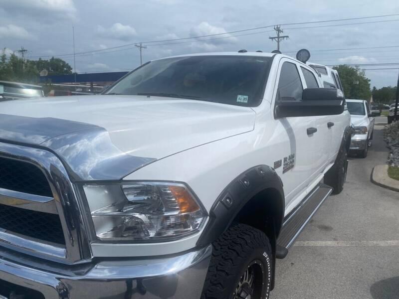 2018 RAM Ram Pickup 2500 for sale at Z Motors in Chattanooga TN