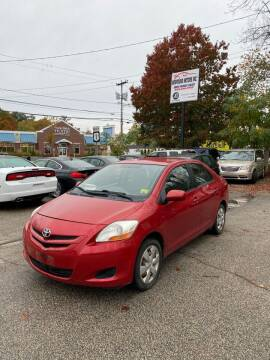 2008 Toyota Yaris for sale at NEWFOUND MOTORS INC in Seabrook NH
