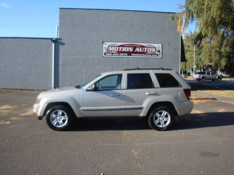 2007 Jeep Grand Cherokee for sale at Motion Autos in Longview WA
