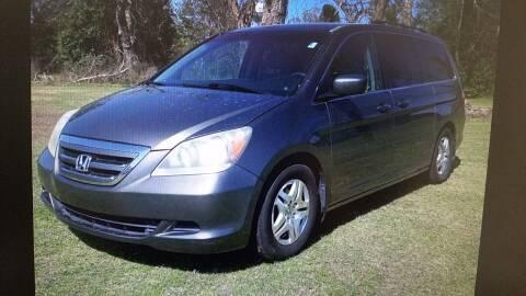 2007 Honda Odyssey for sale at CARS PLUS MORE LLC in Cowan TN