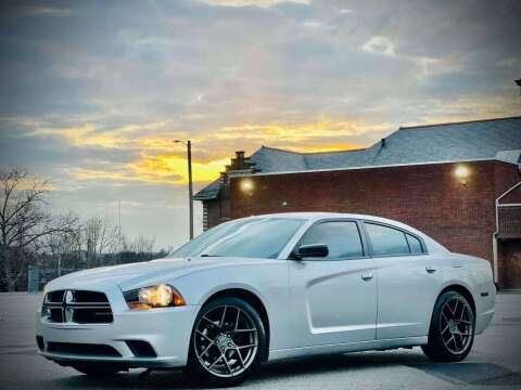 2012 Dodge Charger for sale at ARCH AUTO SALES in St. Louis MO