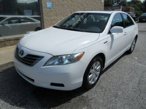 2008 Toyota Camry Hybrid for sale at 1st Choice Autos in Smyrna GA
