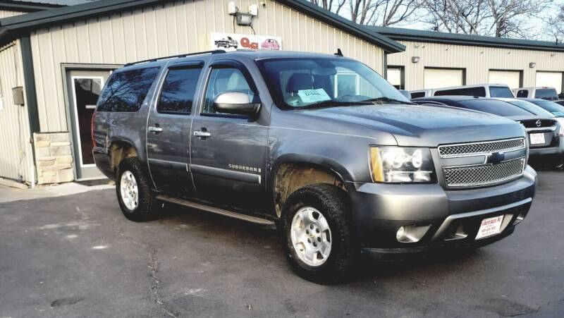 2007 Chevrolet Suburban for sale at QS Auto Sales in Sioux Falls SD
