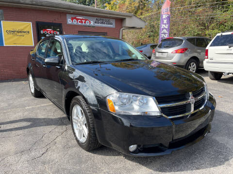 2010 Dodge Avenger for sale at Doctor Auto in Cecil PA