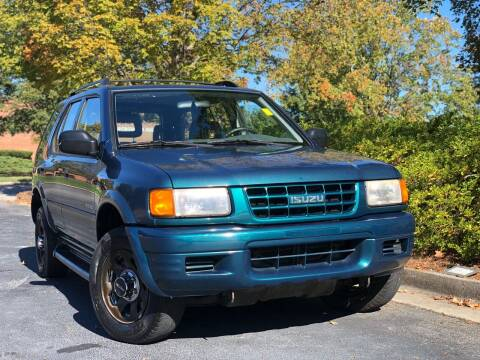 1998 Isuzu Rodeo for sale at William D Auto Sales in Norcross GA
