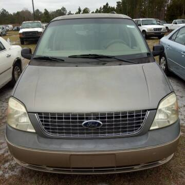 2005 Ford Freestar for sale at MOTOR VEHICLE MARKETING INC in Hollister FL