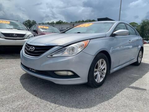 2014 Hyundai Sonata for sale at JacksonvilleMotorMall.com in Jacksonville FL