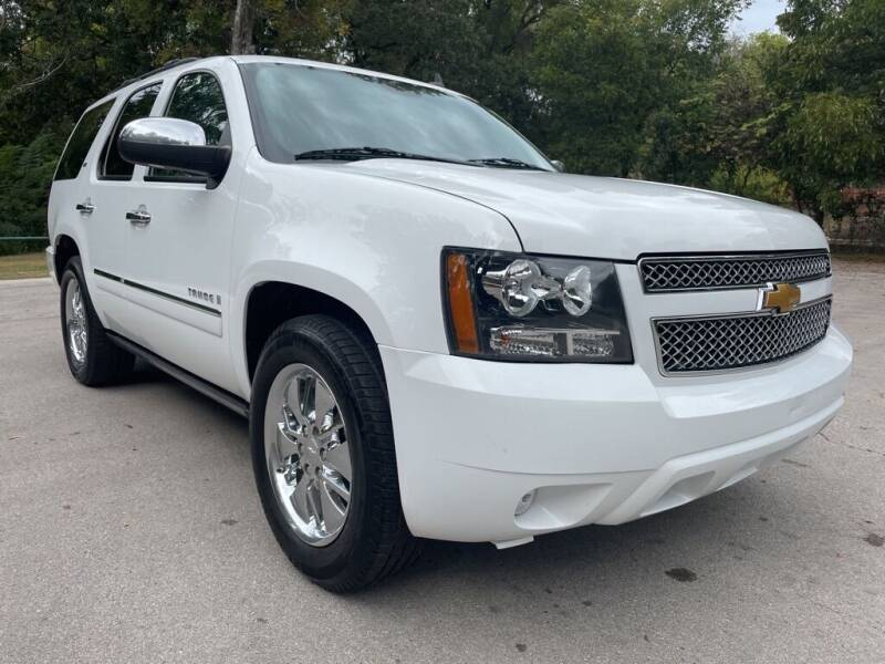 2009 Chevrolet Tahoe for sale at Thornhill Motor Company in Lake Worth TX