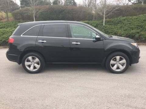 2010 Acura MDX for sale at Ron's Auto Sales (DBA Paul's Trading Station) in Mount Juliet TN