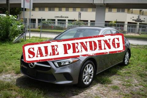 2020 Mercedes-Benz A-Class for sale at STS Automotive - Miami, FL in Miami FL