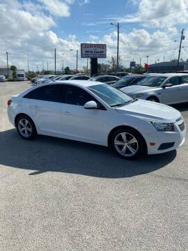 2014 Chevrolet Cruze for sale at Jamrock Auto Sales of Panama City in Panama City FL