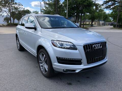 2012 Audi Q7 for sale at Global Auto Exchange in Longwood FL