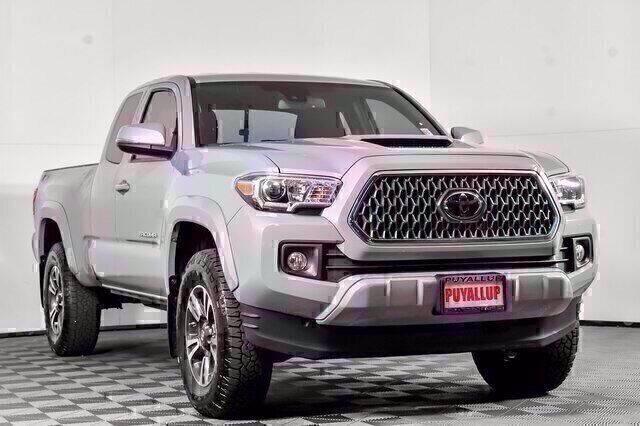2018 Toyota Tacoma for sale at Washington Auto Credit in Puyallup WA