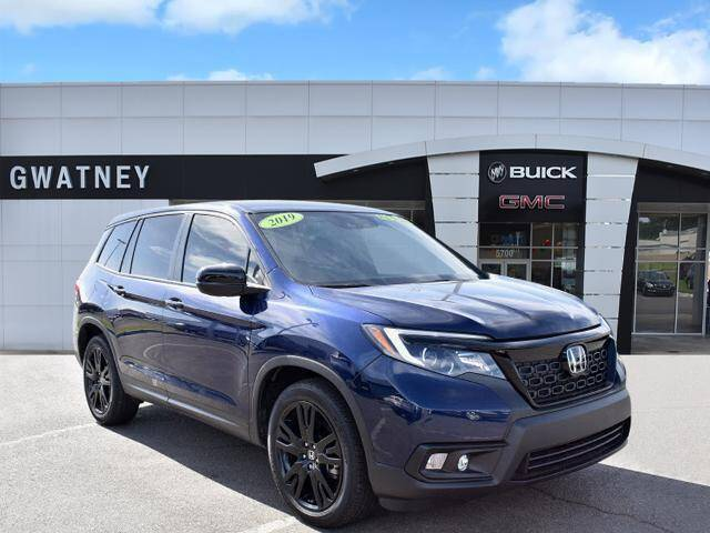 2019 Honda Passport for sale at DeAndre Sells Cars in North Little Rock AR