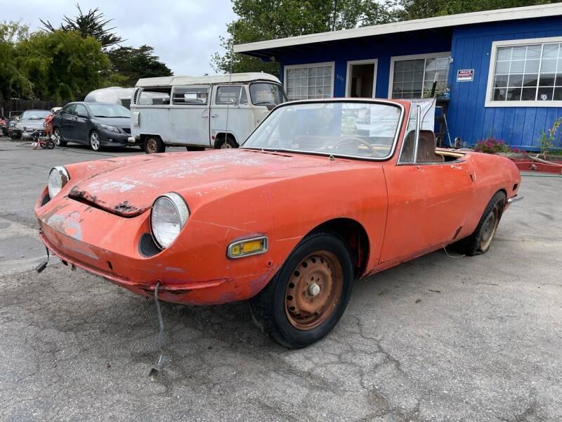 1970 FIAT 850 Sport for sale at Dodi Auto Sales in Monterey CA