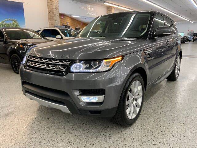 2014 Land Rover Range Rover Sport for sale at Dixie Imports in Fairfield OH