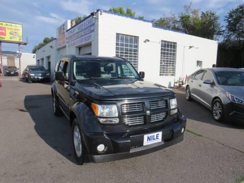 2010 Dodge Nitro for sale at Nile Auto Sales in Denver CO