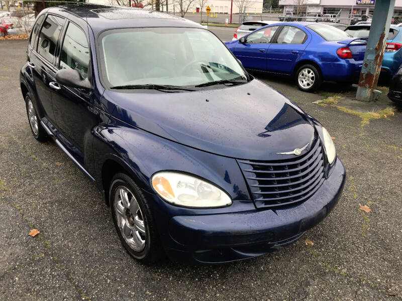2003 Chrysler PT Cruiser for sale at Autos Cost Less LLC in Lakewood WA