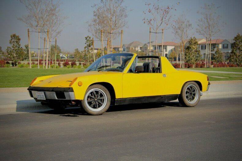 1973 Porsche 914 for sale in Glendale, CA