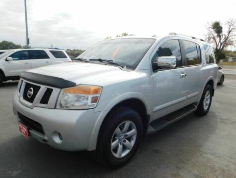 2012 Nissan Armada for sale at Will Deal Auto & Rv Sales in Great Falls MT