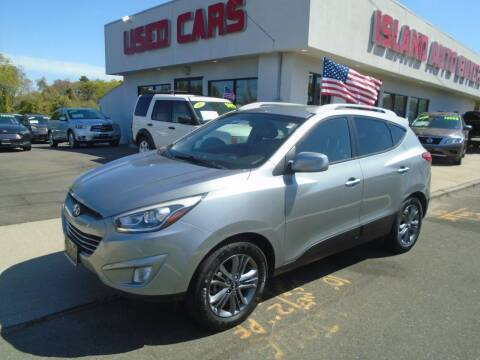 2015 Hyundai Tucson for sale at Island Auto Buyers in West Babylon NY
