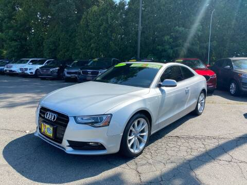 2013 Audi A5 for sale at Bloomingdale Auto Group in Bloomingdale NJ
