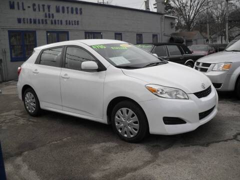 2009 Toyota Matrix for sale at Weigman's Auto Sales in Milwaukee WI