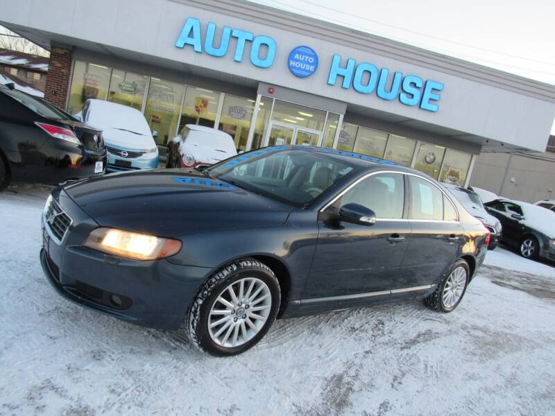 2007 Volvo S80 for sale at Auto House Motors in Downers Grove IL