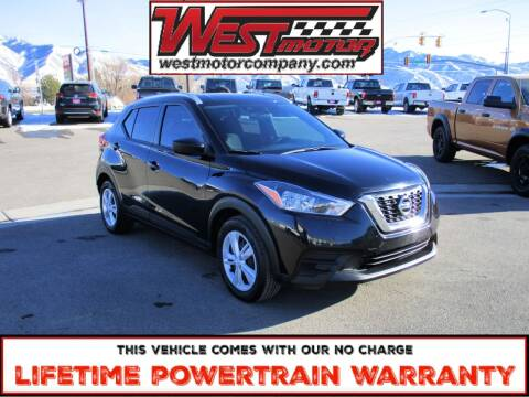 2018 Nissan Kicks for sale at West Motor Company in Preston ID