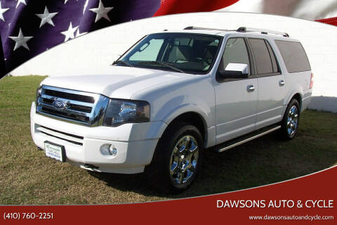 2013 Ford Expedition EL for sale at Dawsons Auto & Cycle in Glen Burnie MD