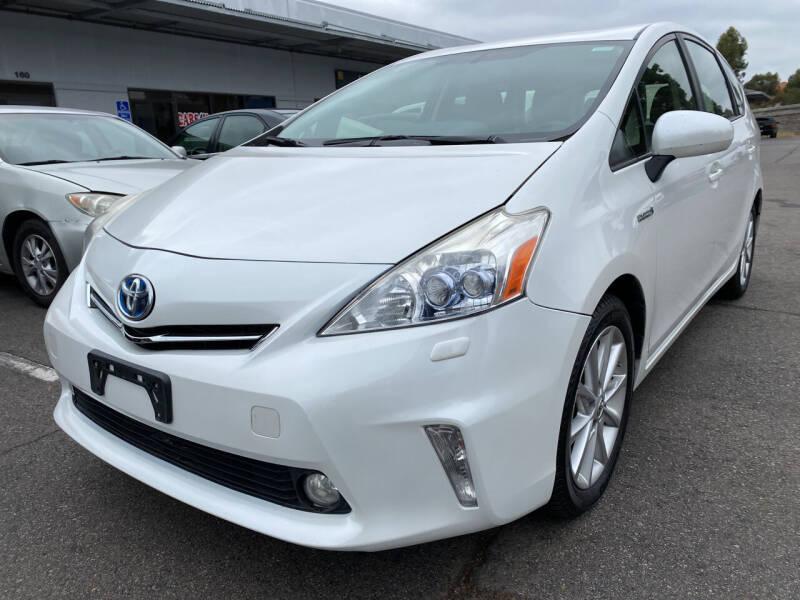2013 Toyota Prius v for sale at Cars4U in Escondido CA