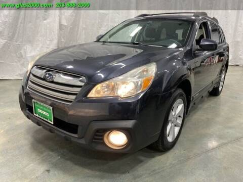 2013 Subaru Outback for sale at Green Light Auto Sales LLC in Bethany CT