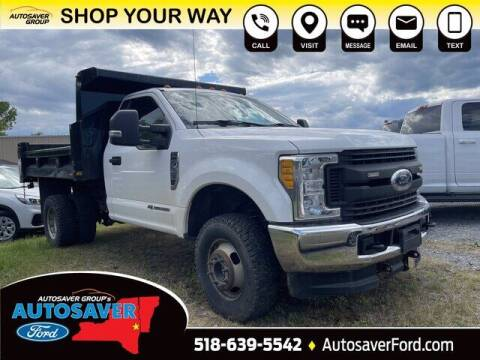 2017 Ford F-350 Super Duty for sale at Autosaver Ford in Comstock NY
