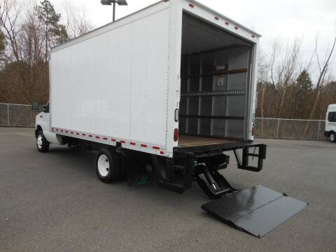 2018 Ford E-Series Chassis for sale at Benton Truck Sales in Benton AR