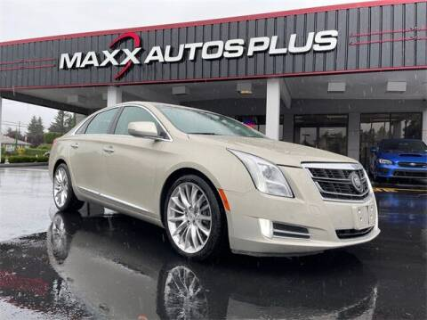 2014 Cadillac XTS for sale at Maxx Autos Plus in Puyallup WA