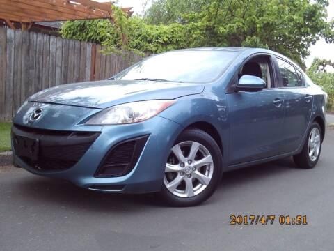 2011 Mazda MAZDA3 for sale at Redline Auto Sales in Vancouver WA