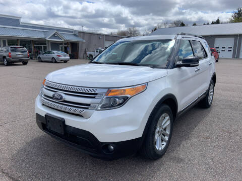 2015 Ford Explorer for sale at Blake Hollenbeck Auto Sales in Greenville MI