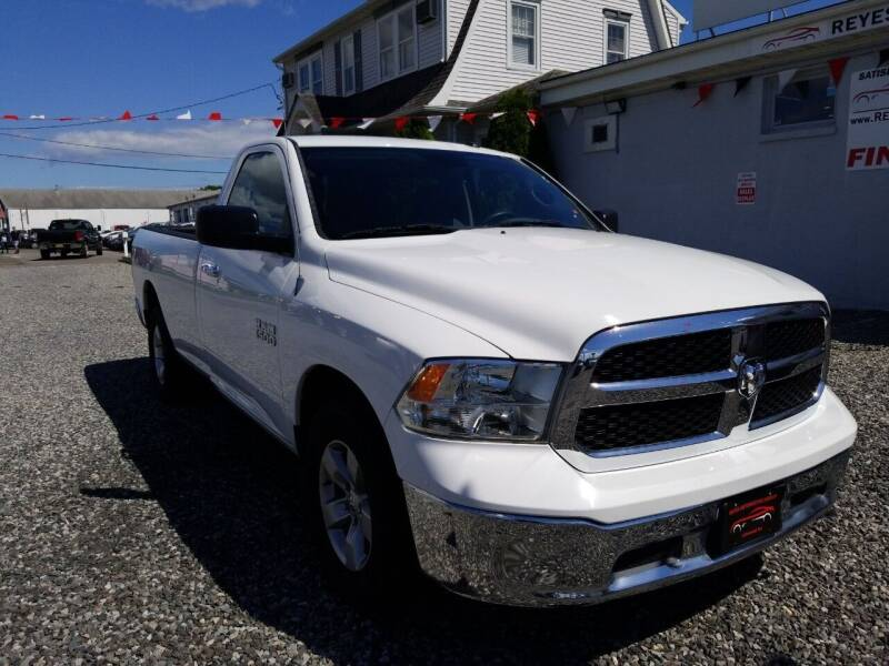 2013 RAM Ram Pickup 1500 for sale at Reyes Automotive Group in Lakewood NJ